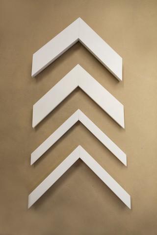 White Frames at Print Decor Melbourne